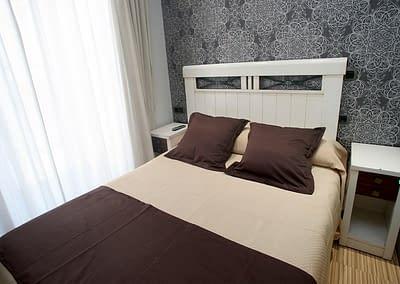 habitacion doble estandar con balcon
