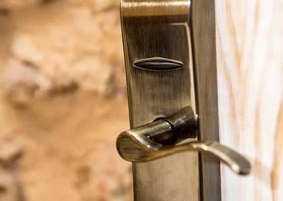 Cerradura de puerta Dona de Tesa